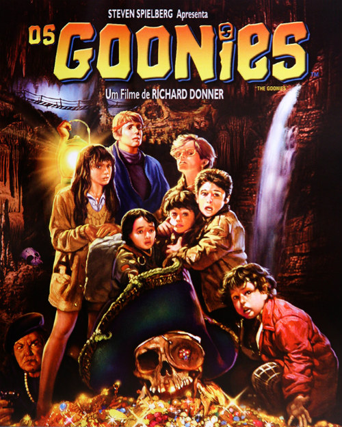 Os Goonies : Poster