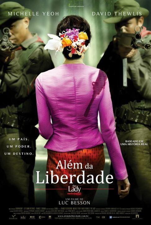 Além da Liberdade : poster