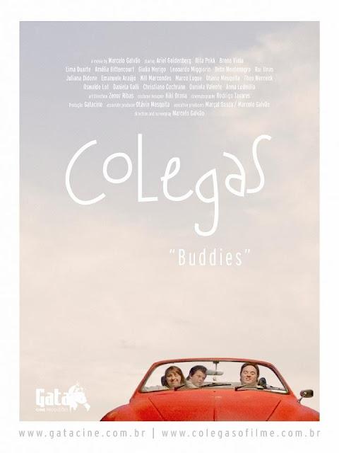 Colegas : Poster