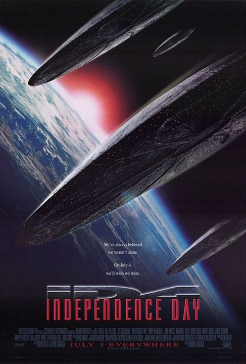 Independence Day : Poster