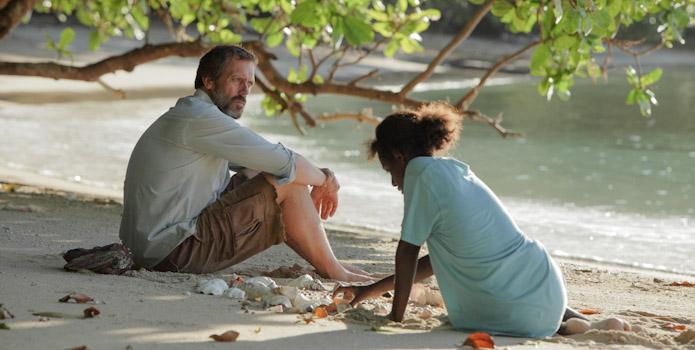 Mister Pip : Foto Hugh Laurie