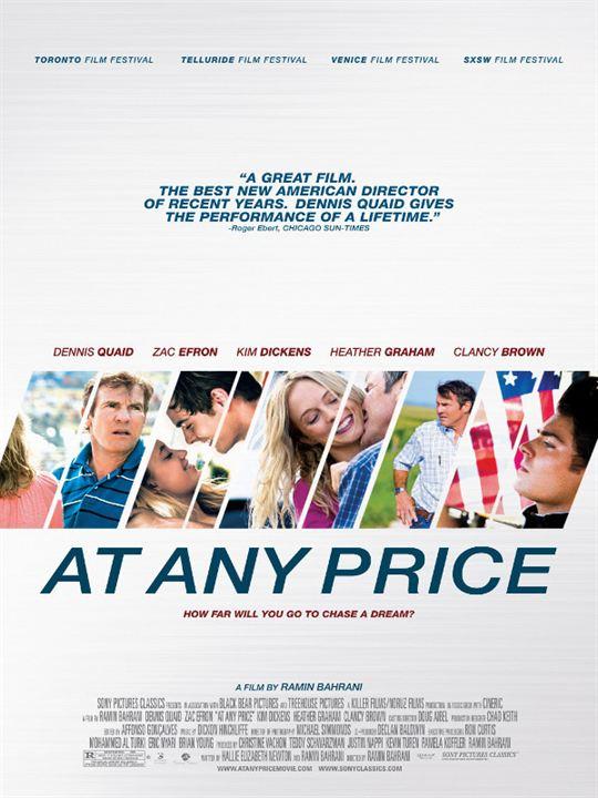 A Qualquer Preço : Poster