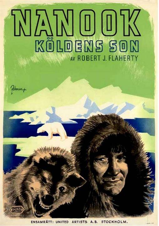 Nanook, O Esquimó : Poster