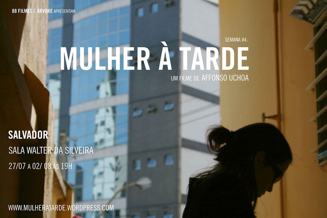 Mulher à Tarde : poster