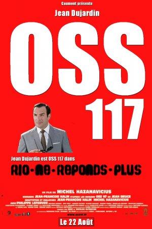 Agente 117 : Rio Não Responde Mais : Poster