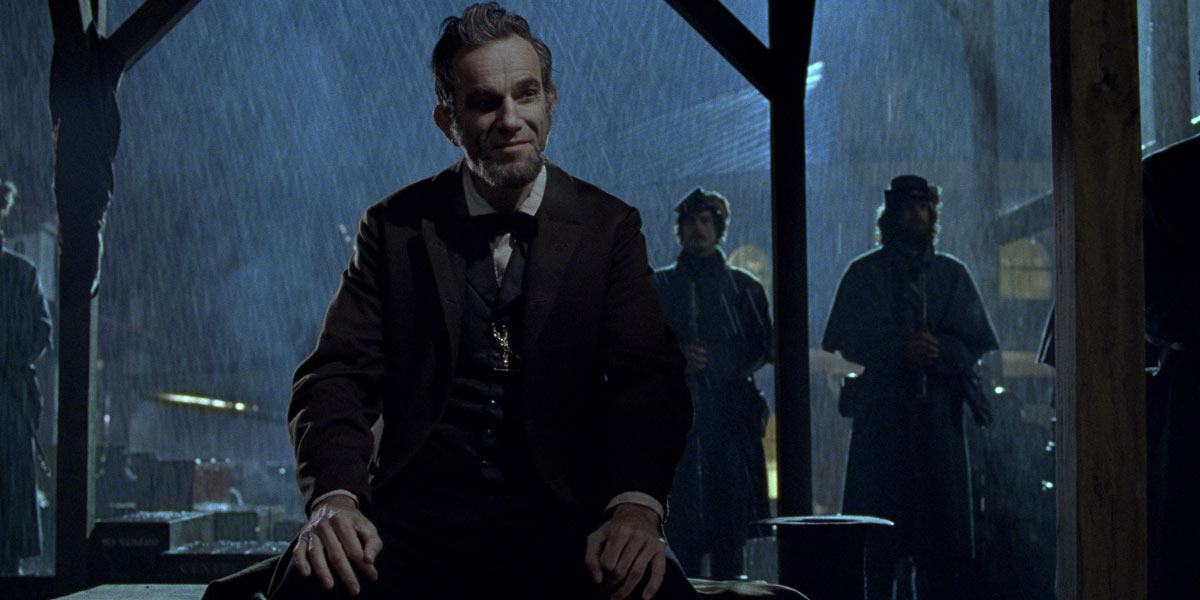 Lincoln : Foto Daniel Day-Lewis