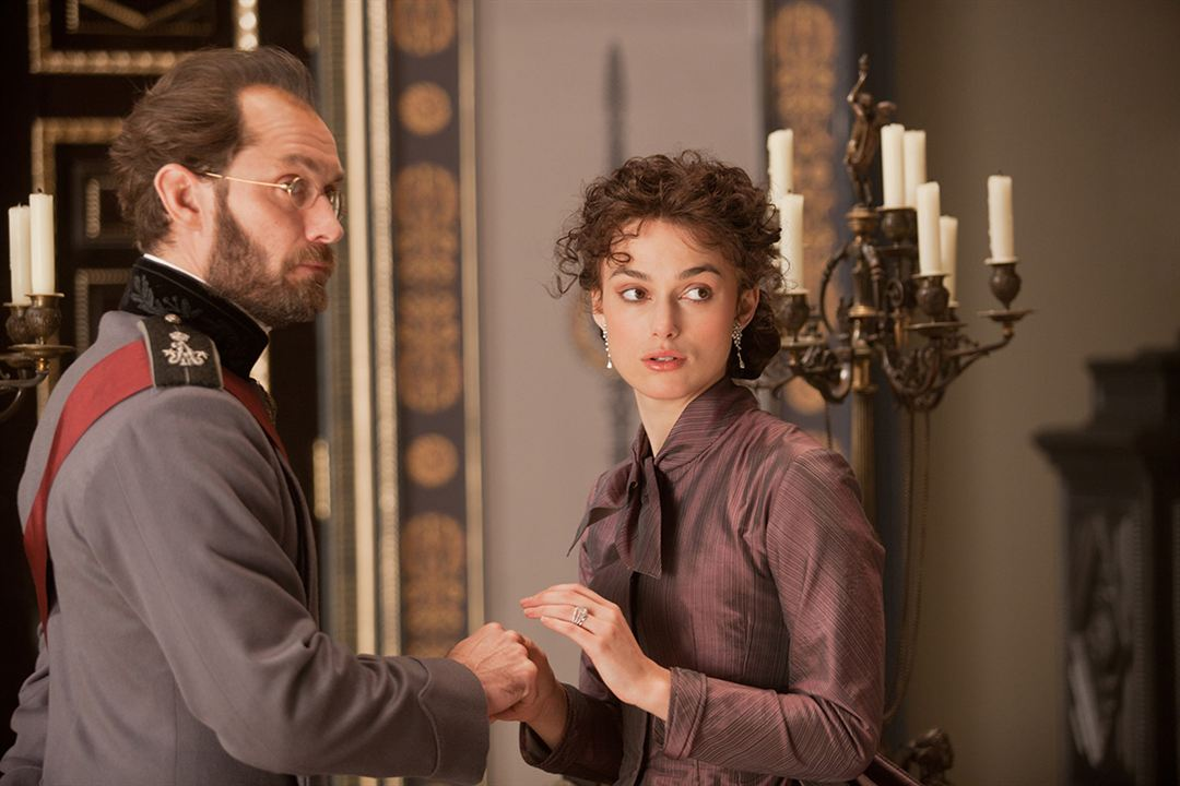 Anna Karenina : Foto Jude Law, Keira Knightley