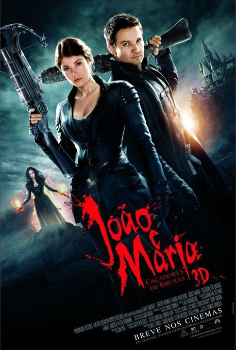 João e Maria: Caçadores de Bruxas : Poster