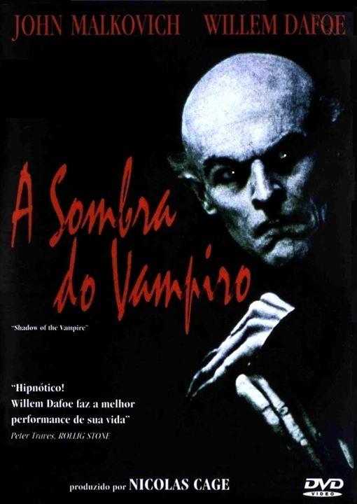 A Sombra do Vampiro : Poster
