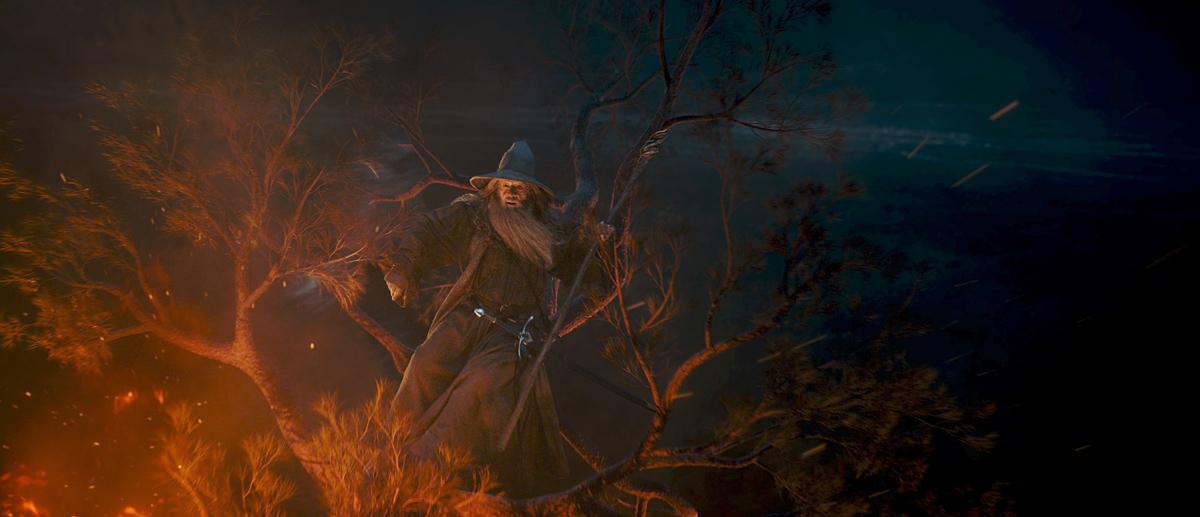 O Hobbit: Uma Jornada Inesperada : Foto Ian McKellen