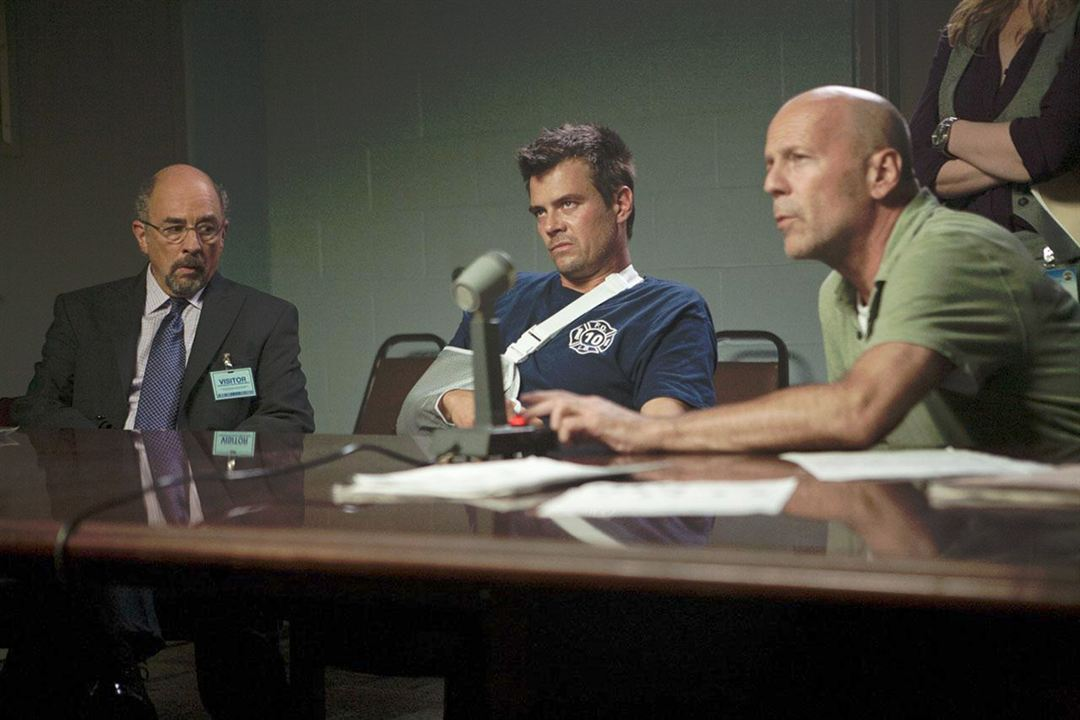 Fogo Contra Fogo : Foto Bruce Willis, Josh Duhamel, Richard Schiff