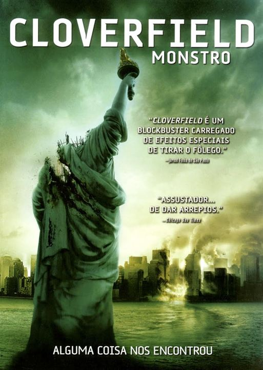 Cloverfield - Monstro : Poster