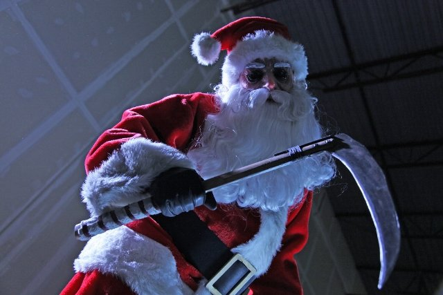 Natal Sangrento : Foto Donal Logue