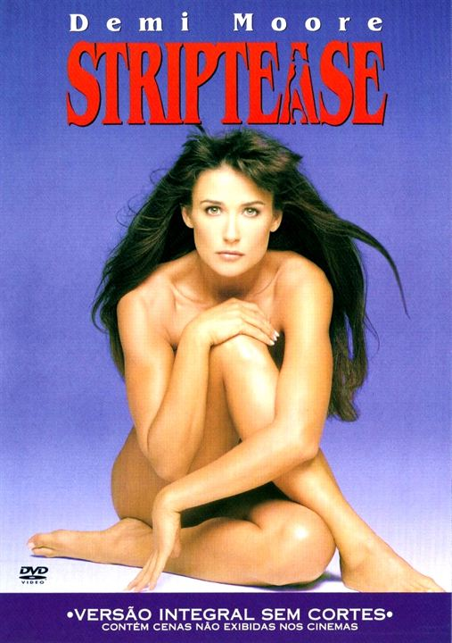 Striptease : Poster