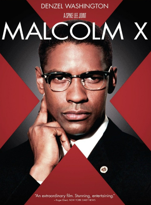 Malcolm X : poster