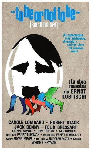 Ser ou não Ser : Poster
