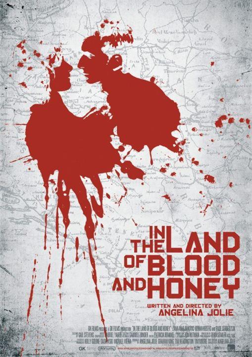 Na Terra de Amor e Ódio : poster