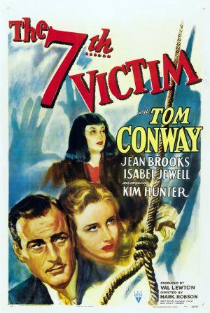 A Sétima Vítima : Poster