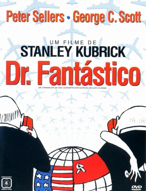Dr. Fantástico : Poster