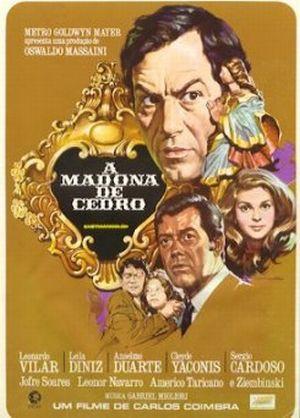 A Madona de Cedro : poster