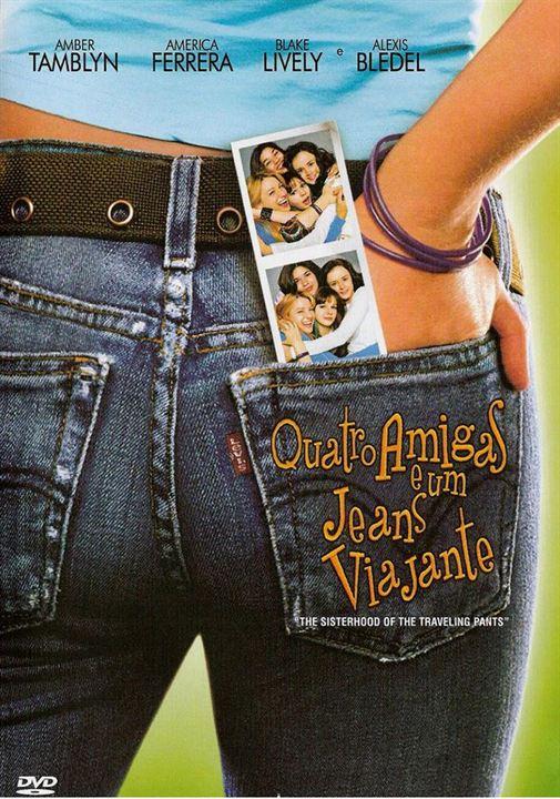 Quatro Amigas e um Jeans Viajante : Poster