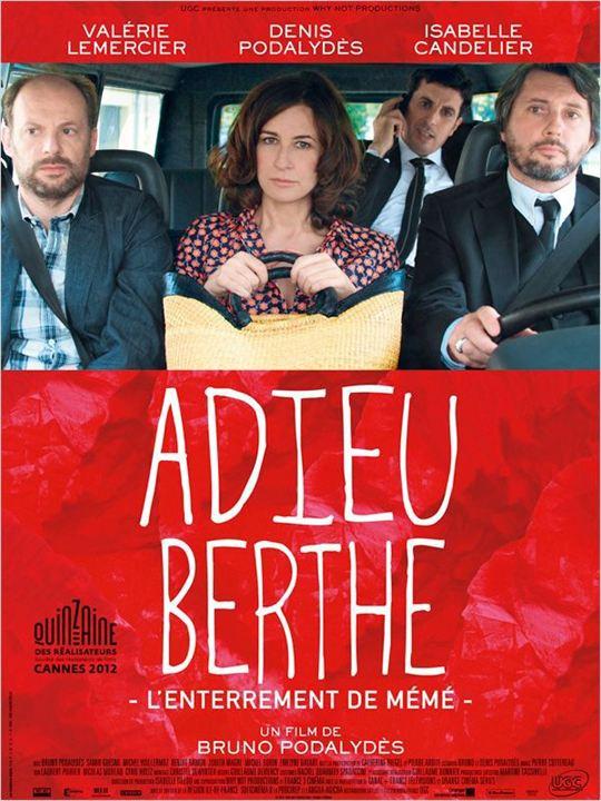 Adeus Berthe: O Enterro da Vovó : Poster