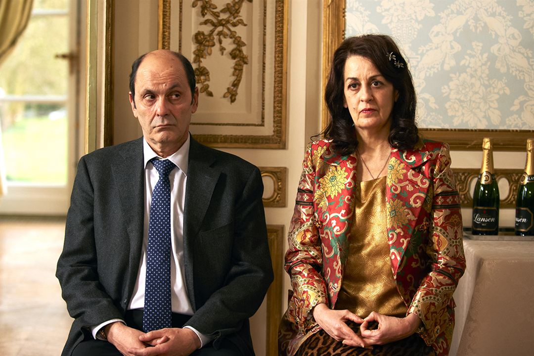 Além do Arco-Íris : Foto Dominique Valadié, Jean-Pierre Bacri, Valérie Crouzet