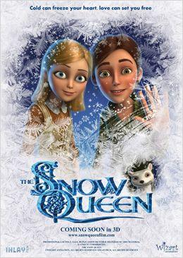 O Reino Gelado : Poster