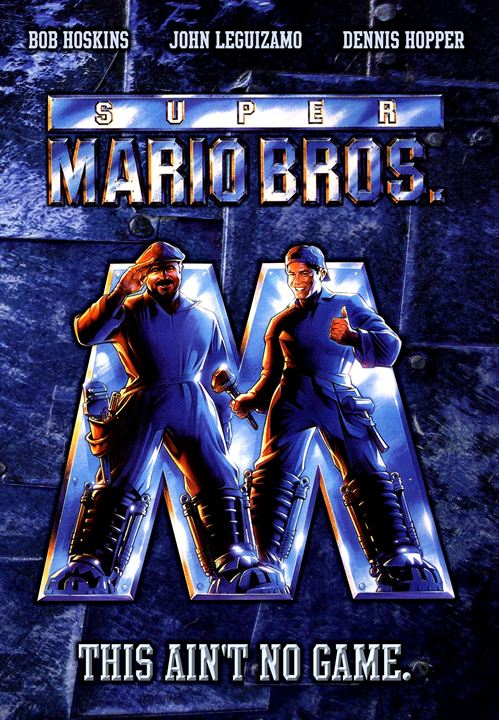 Super Mario Bros. : Poster
