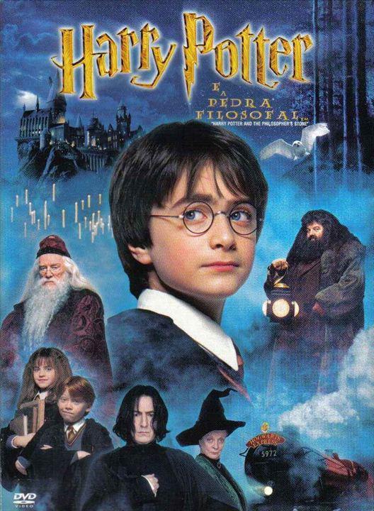 Harry Potter e a Pedra Filosofal : Poster