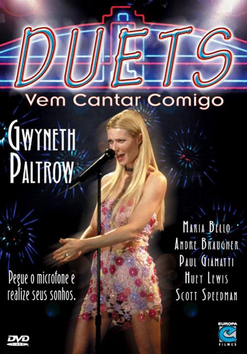 Duets - Vem Cantar Comigo : poster