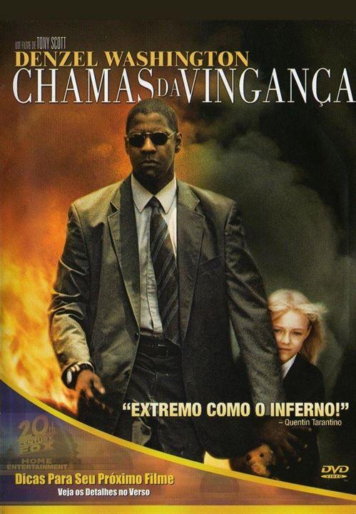 Chamas da Vingança : Poster