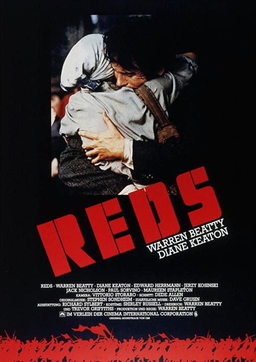 Reds : Poster