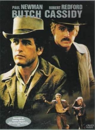Butch Cassidy : Poster