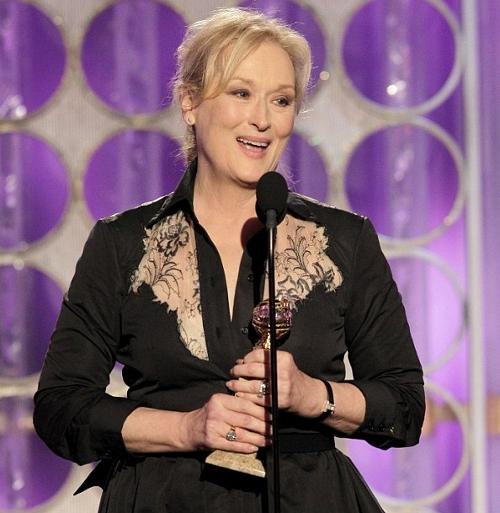 Meryl Streep (2012)