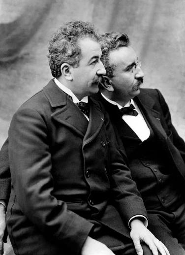 August e Louis Lumière