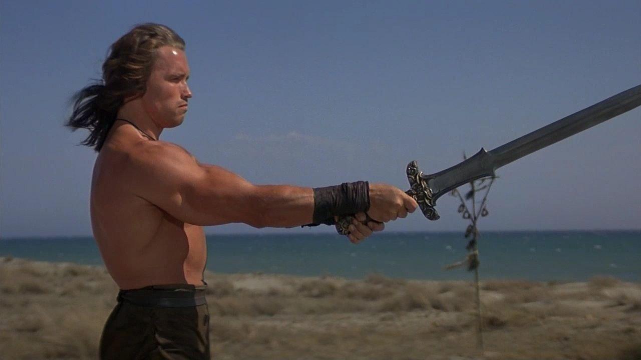 4 indicações: Arnold Schwarzeneger