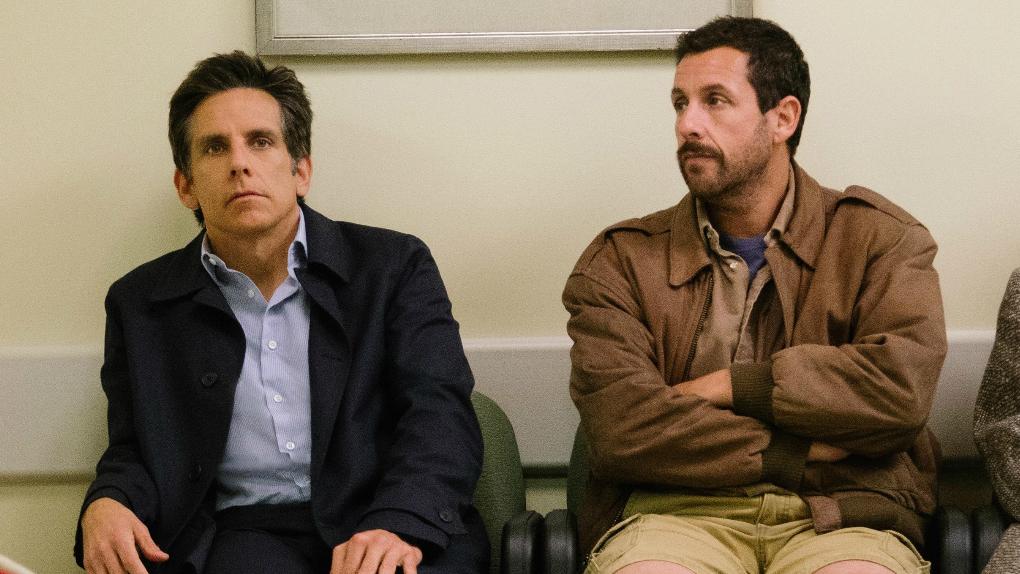 Os Meyerowitz: A Família Não se Escolhe (Disponível na Netflix)