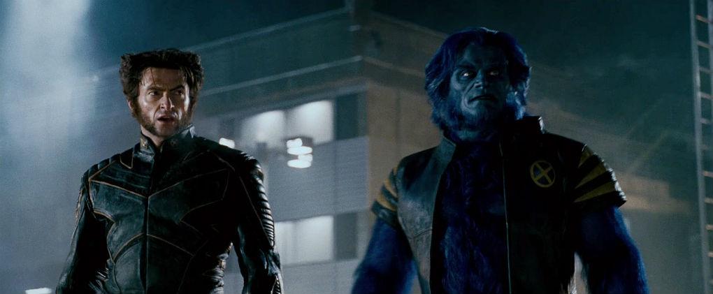 14. Wolverine e Fera