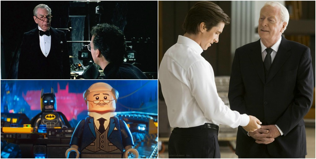 6. Bruce Wayne e Alfred
