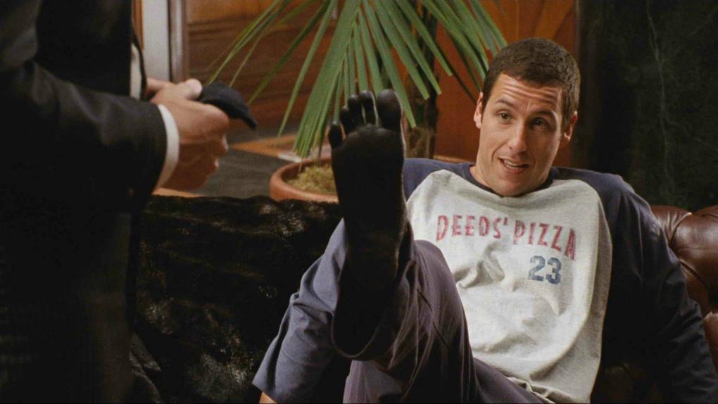 A Herança de Mr. Deeds (15h05 - Globo)