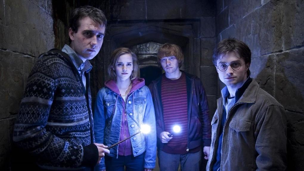 Harry Potter e as Relíquias da Morte - Parte 2 (11h45 - Space)