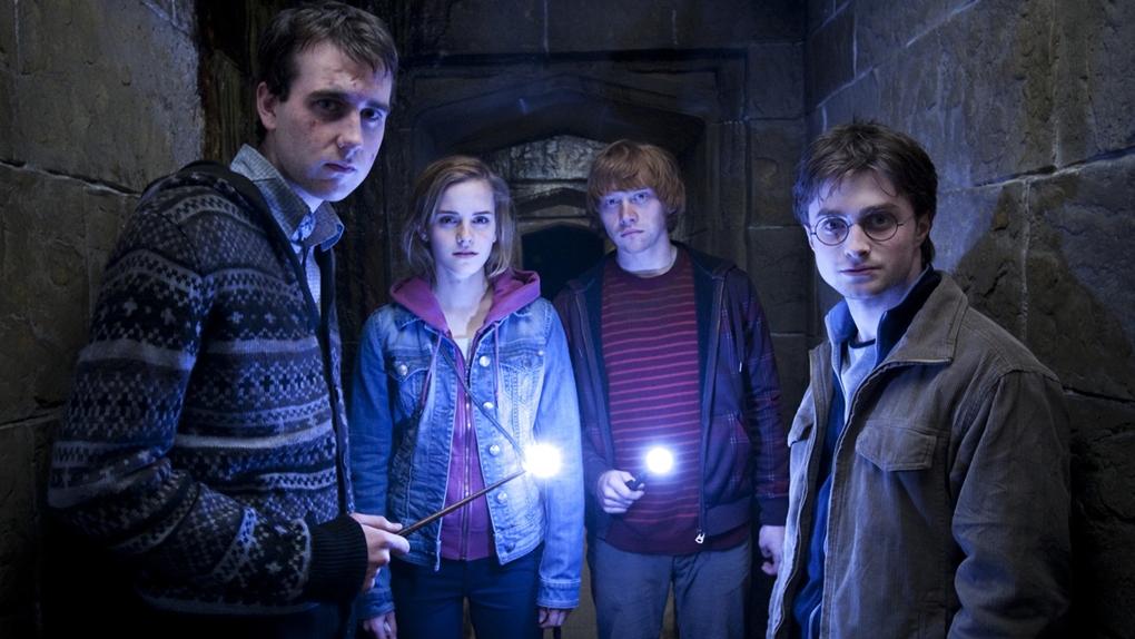 Especial Bem-vindo a Hogwarts (A partir das 13h35 - TNT)