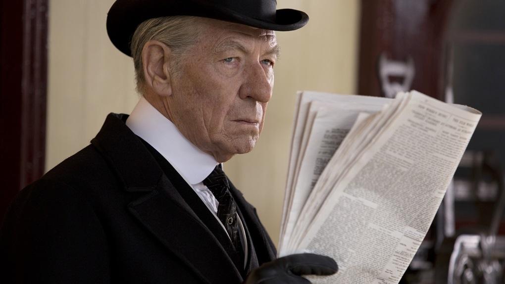 Sr. Sherlock Holmes (12h15 - HBO 2)