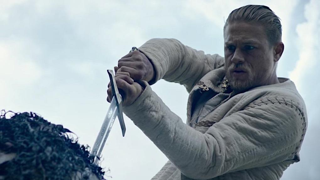 Rei Arthur - A Lenda da Espada (22h00 - HBO)
