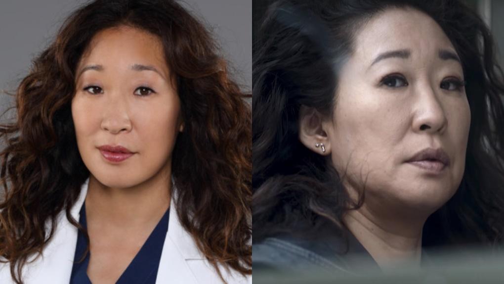 Sandra Oh (Cristina Yang)