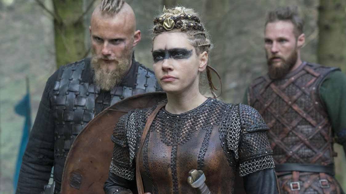 13º lugar: Vikings