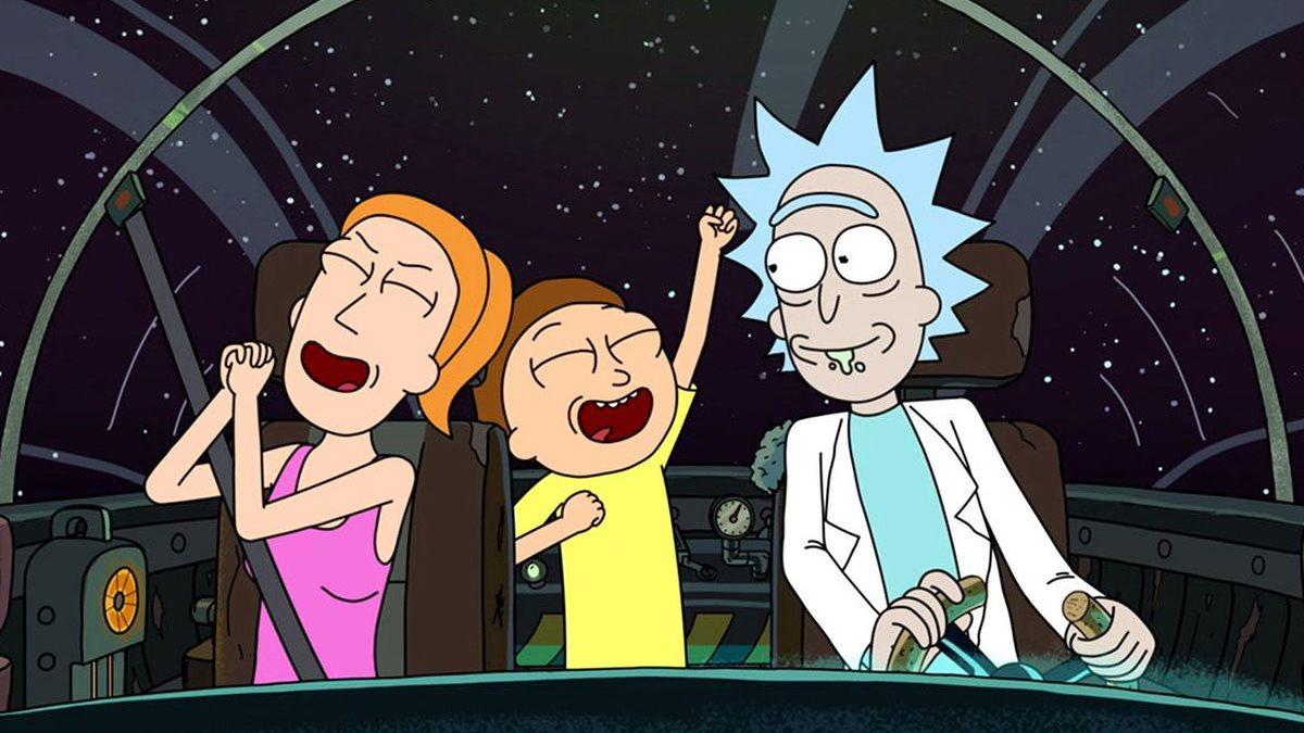 18º lugar: Rick and Morty