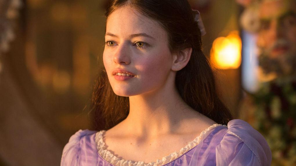 Mackenzie Foy - O Quebra-Nozes e os Quatro Reinos