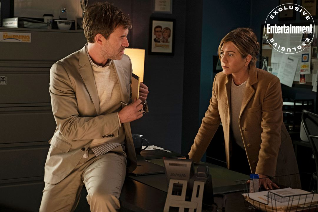 Mark Duplass e Jennifer Aniston
